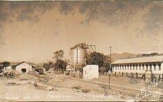 Estación de ferrocarril de Chiquimula.