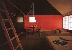 Kazuo Shinohara - Haus mit unterirdischem Schlafzimmer, Tokio