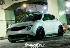 Who'd have thought a Nissan Juke coul look cool?!