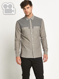 ls-colour-block-shirt  My hubby would look good in this ensemble #VeryChristmasCrib