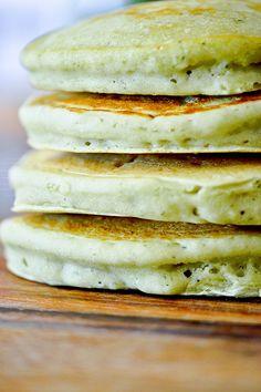 Matcha Pancakes