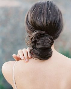 Summer Hairstyles and How to Do Topknots, Buns, Chignons