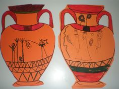 Greek art! Teaching Art, Teaching Ideas, Greek Art, Olive Tree, House Colors, Mythology, Appreciation, Fall, Autumn