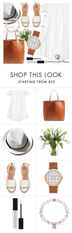 """Christian Paul"" by jiabao-krohn ❤ liked on Polyvore featuring Elizabeth and James, Madewell, Diane James, Gucci and christianpaul"