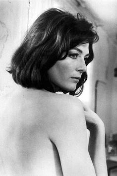Vanessa Redgrave - Blow-Up (Michelangelo Antonioni, 1967) Palme d'or à Cannes