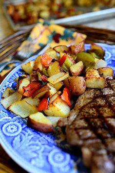 Best Breakfast Potatoes Ever -- simple, easy, and so flavorful. | thepioneerwoman.c...