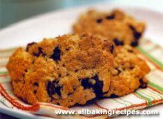 Blueberry Softbakes Recipe - http://www.allbakingrecipes.com/recipes/blueberry-softbakes-recipe/