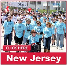 The 2015 New Jersey Walk Dates are here!