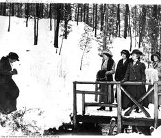 Vintage photographs of what winter used to look like in Toronto make up only a small portion of the images collected in the many historical posts p...