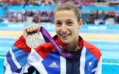 Paralympics 2012: Nyree Kindred claims silver for GB moments before 16-year-old Hannah Russell follows suit