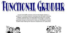 This website contains downloadable PowerPoint presentations and resources used during a functional grammar PD facilitated within the school. The PD materials on this site provide teachers with a more in depth understanding of the terminology and concepts associated with functional grammar.