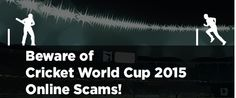 This Cricket World Cup Live Score, stay safe against hackers and online scammers by following these few simple security measures.