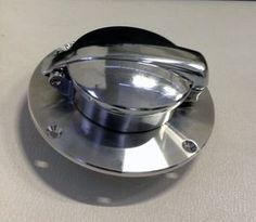 Adattatore e tappo Monza per BMW K75 K100 k 100 adapter + monza cap Cafe racer