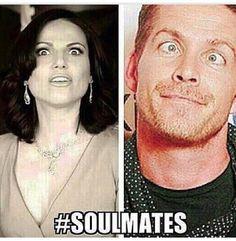 #Soulmates - I'm pretty sure there's a crazier picture of Lana