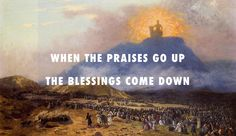 I'm gon' praise Him, praise Him til I'm gone Moses on Mount Sinai (1900), Jean-Leon Gerome / Blessings, Chance the Rapper ft. Byron Cage & Jamila Woods
