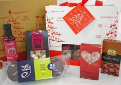 Thank You Christmas Gifts 2013 - Funky Gift Boxes, $46, #Auckland Gifts, #New Zealand made, #corporate gifts