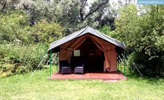 Luxury Safari Tents in the Netherlands | Glamping in the Netherlands
