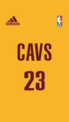 The wallpaper for phone of the Jersey of Lebron James Yellow red cavs ! #LebronJames #23 #CAVS