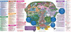 Disneyland Planning Spreadsheet | linkicon A peek inside my Disney World binder + 100 free downloads