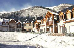 Résidence Lagrange Confort + Kid Maisons du Pré Saint Jacques (Saint Lary Soulan) Stations De Ski, Le Village, Saint Jacques, Skiing, Cabin, France, House Styles, Outdoor, Travel