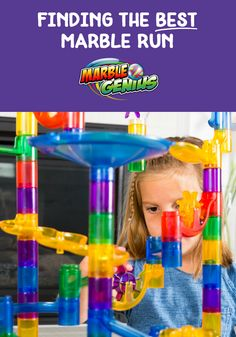 Finding the Best Marble Run - tips for buying the best marble run toy + a comparison of companies that produce marble run toys today. Hands On Learning, Learning Through Play, Marble Toys, Steam Toys, Run Today, Building Toys, Kids Toys, Good Things, Running