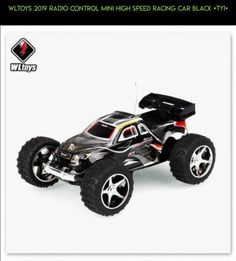 WLtoys 2019 Radio Control Mini High Speed Racing Car Black [TY1] #gadgets #wltoys #drone #racing #kit #technology #parts #camera #tech #shopping #fpv #plans #products