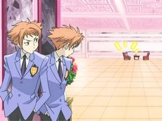Hikaru Hitachiin, Ouran Host Club, Ouran Highschool, High School Host Club, Anime, Mafia, Twins, Feels, Cartoon Movies