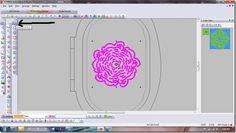 Cynthia shares her tutorial on digitizing using Bernina's Designer Plus v6 software......thank you!