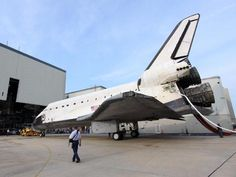 Discovery flies for the last time....to a new home.