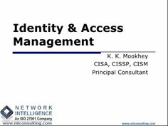 Identity & Access Management