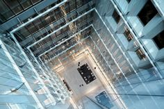 Bates Smart Architects 171 Collins Street - Peter Clarke Photography