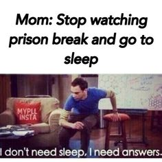 Prison break uploaded by Jessica Ogden on We Heart It Prison Break Quotes, Prison Break 3, Prison Memes, Stupid Memes, Funny Memes, Wentworth Miller Prison Break, Peaky Blinders Quotes, Movie To Watch List, Michael Scofield