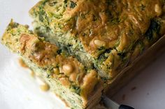 I like cake, I like spinach so why not try to combined them and make a delicious spinach cake, perfect to serve as an appetizers. I did it and I enjoy Coconut Flour Recipes Low Carb, Dukan Diet Recipes, No Carb Recipes, Veggie Recipes, Cooking Recipes, Veggie Food, Vegetarian Cooking, Vegetarian Recipes, Healthy Recipes