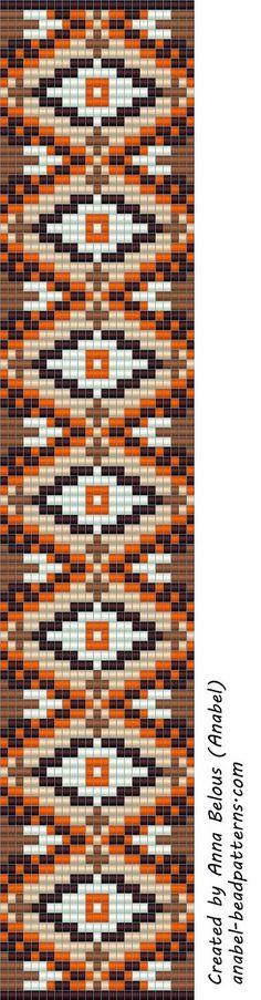 Resultado de imagen para bead loom pattern