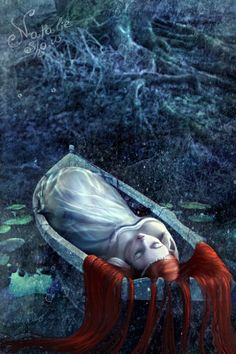 Lady of Shallott - Natalie Shau