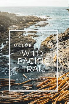 Hiking the Wild Pacific Trail in Ucluelet, BC | Discover the wild west coast of Vancouver Island on this rugged seaside trail. #hiking #wildpacifictrail #vancouverisland #hikingguide #britishcolumbia