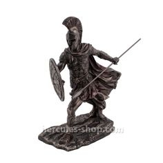 Achilles with spear