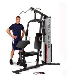 Marcy MWM-988 Home Gym review