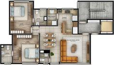 Allegro Residencial - Apartamento 2 dormitórios 01