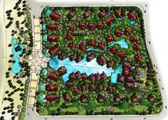 Haikou Dragon Park Resort Park Resorts, Hotels And Resorts, Plot Plan, Haikou, Master Plan, Urban Planning, Beach Hotels, Landscape Design, City Photo