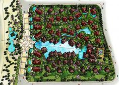 Haikou Dragon Park Resort Park Resorts, Hotels And Resorts, Plot Plan, Haikou, Master Plan, Urban Planning, Beach Hotels, Landscape Design, City Photo