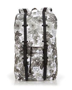 Herschel Supply Co. Little America Floral Pattern Backpack - Bloomingdale's Exclusive