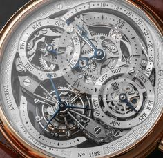 Breguet Classique Complications 3795 & 3797 Tourbillon Perpetual Skeletonized Watches Hands-On Hands-On