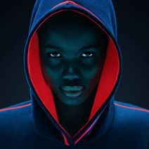 Neon Fashion Photography in Neon Inspiration