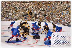 NHL Hockey Toys - New York Rangers vs Boston Bruins Hockey ToysKaskey Kids