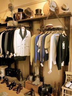 Men's shop in Philly