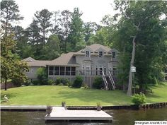 Homes For Sale Lake Mitchell Al