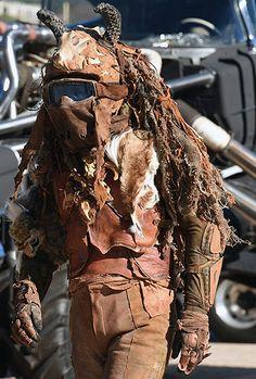 Mad-Max-Fury-Road-Rock-Rider-Chief-Sydney - Mad Max Costumes