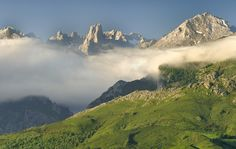 Parque Nacional de los Picos de Europa, turismo en Asturias - TurismoAsturias