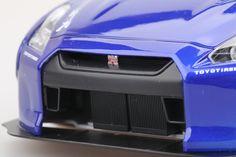 LB Performance Nissan Detail-up Set Nissan R35, R35 Gtr, Wide Body Kits, Metal Pins, Tamiya, Mounting Brackets, Decals, Resin, Tags